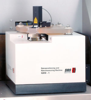 Nanopositioning and Nanomeasuring Machine