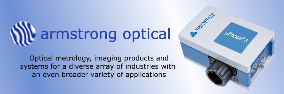 Armstrong Optical Metrology Imaging Products